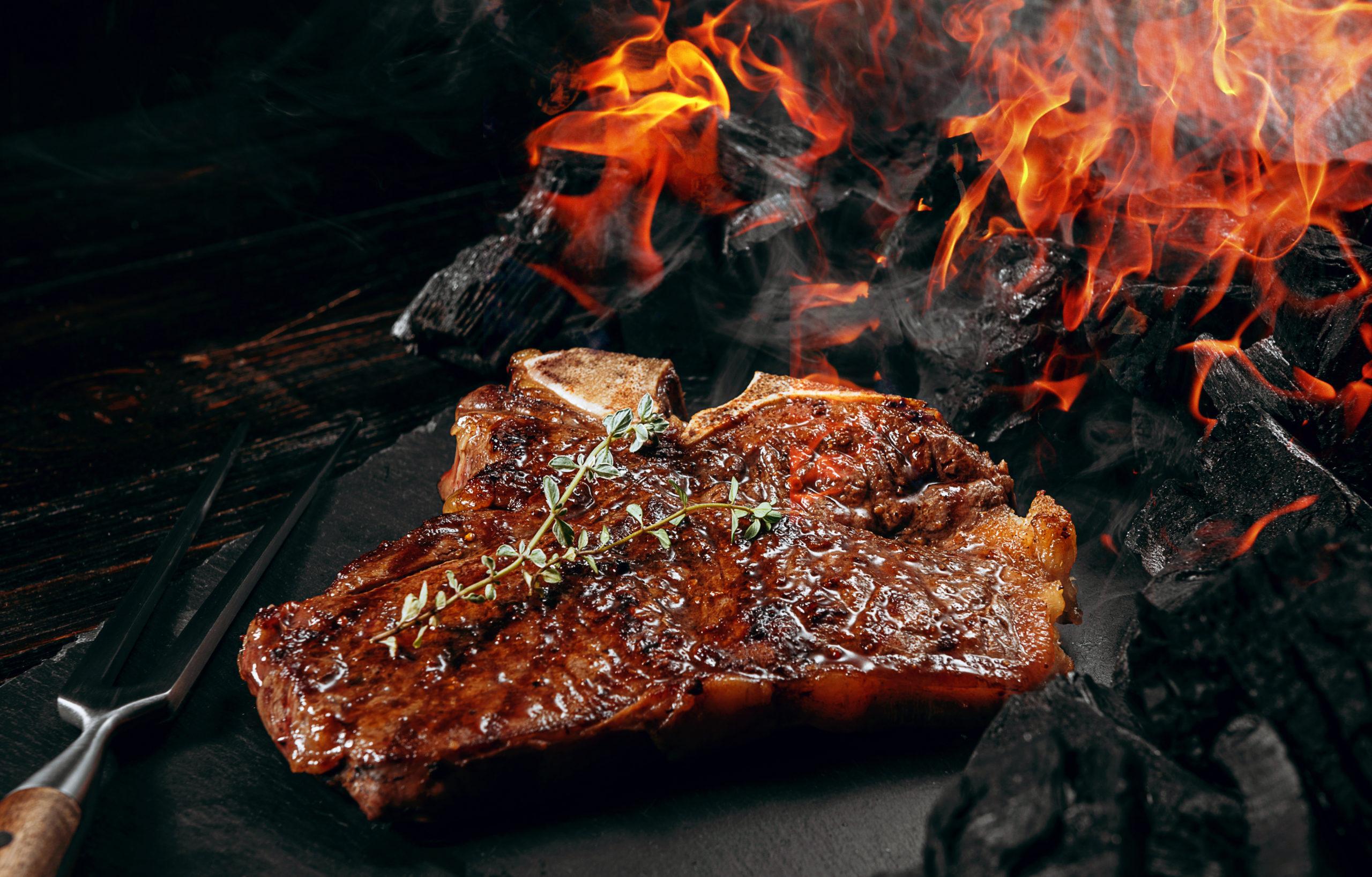 barbecue steakhouse le beef paris marais