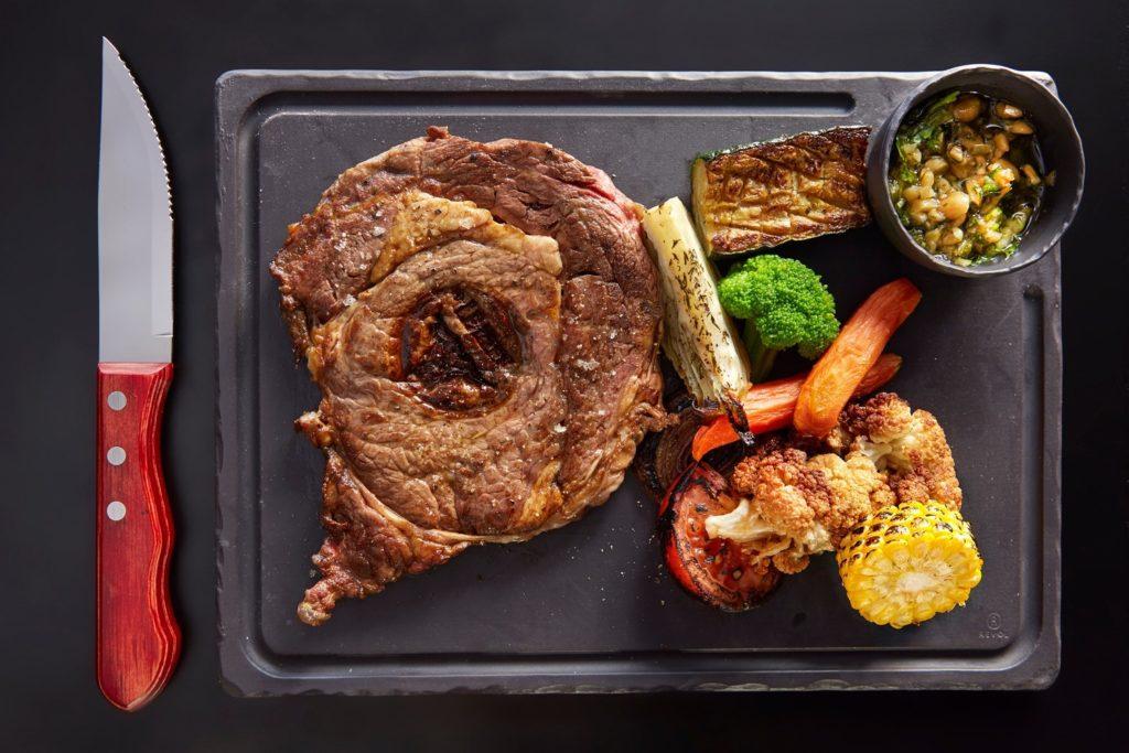 beef restaurant paris entrecote maturee marais